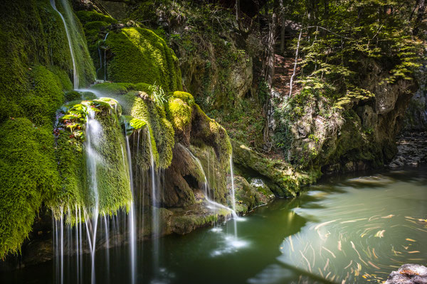 Quelle Bigar - Bigar Cascade Falls / Reisebericht Rumänien