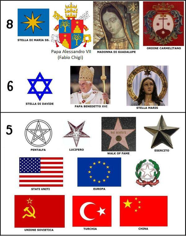 Stella Di Natale A 6 Punte.Bibbia E Pastorale Portale Cristiano Cattolico Italiano