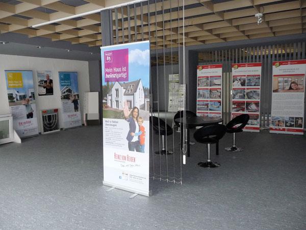Ausstellungsräume Heinz von Heiden Kompetenzteam Carolin Lambert Bexbach