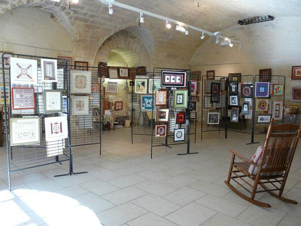 cliquez sur la photo pour vous rendre dans la galerie de nos différentes expositions