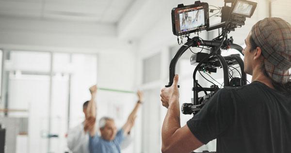 Bild: Die Kosten für die Technik in Audio- und Video-Produktionen sind drastisch gefallen.