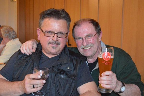 Der Willi und der ewige Clubber Günter