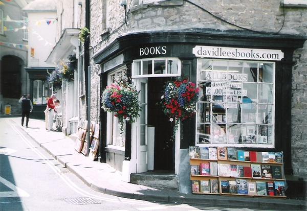 Hayの古書店街