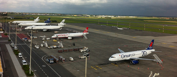 Ostende Airport's future seems to look brighter again  -  company courtesy