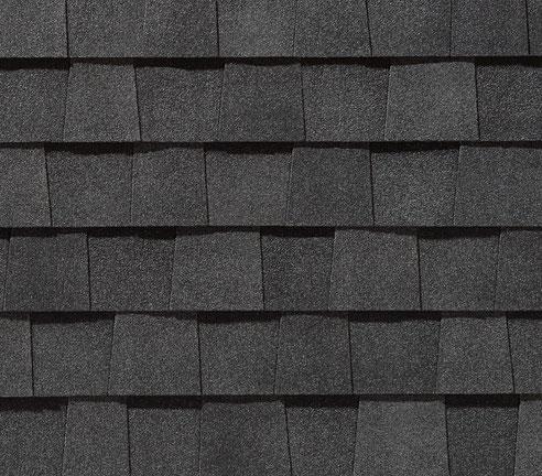 Gont Bitumiczny Certainteed Landmark w kolorze Moire Black