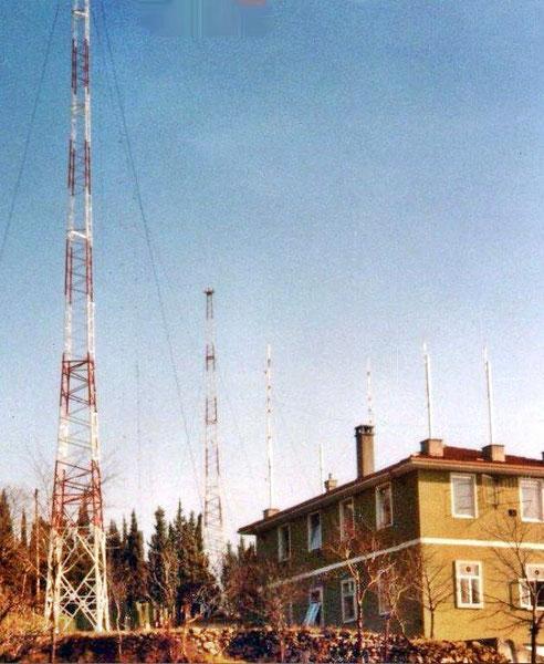 IQX TRIESTE RADIO