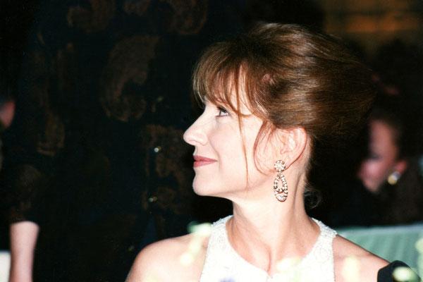 Nathalie BAYE - Festival de Cannes 1996  © Anik COUBLE