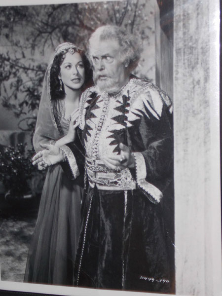 Costume porté par WILLIAM FARNUM dans SAMSON and DELILAH 1949.