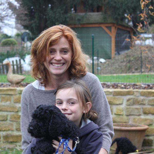 Twixie wohnt jetzt bei Peggy und ihrer Familie in Holland