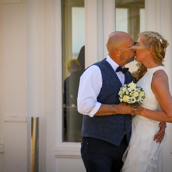 Frauke Lührs geb. Schwalgun Fotoliebe Stuhr Fotograf Stuhr Hochzeit Norderney