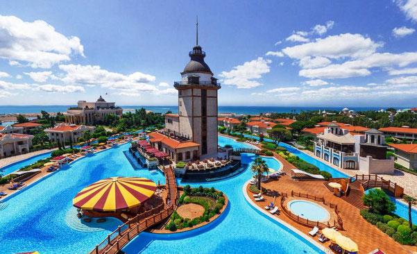 Отдых, отели в Турции