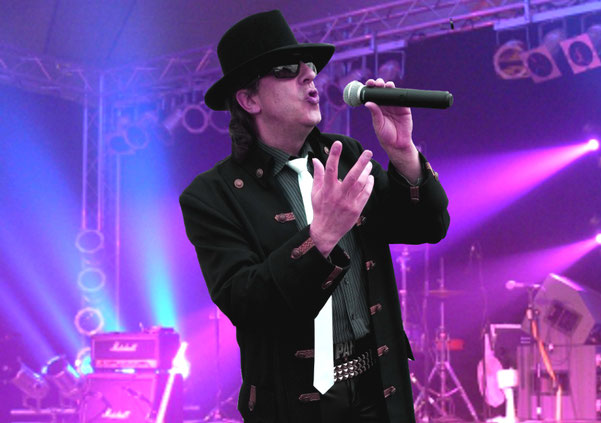 Udo Lindenberg Double - Roßlau Entertainment