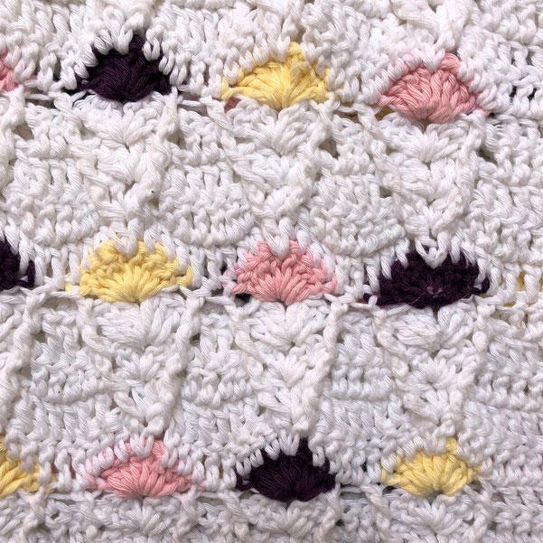 Tutorial > IceCream Stitch - Häkeln macht glücklich // Crochet ...