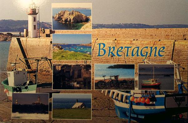 Touren durch die Bretagne