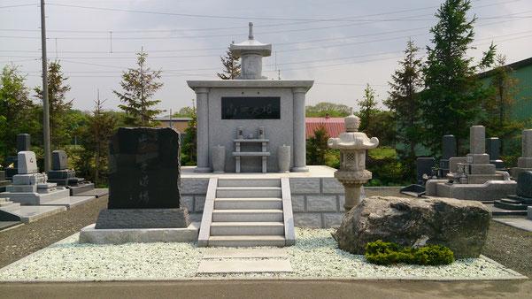 春光寺境内墓地