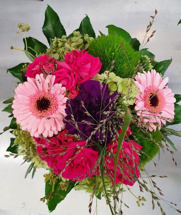 Blumen, Strauß, Sträuße, Blumenstrauß, Blumensträuße, Geburtstagssträuße,