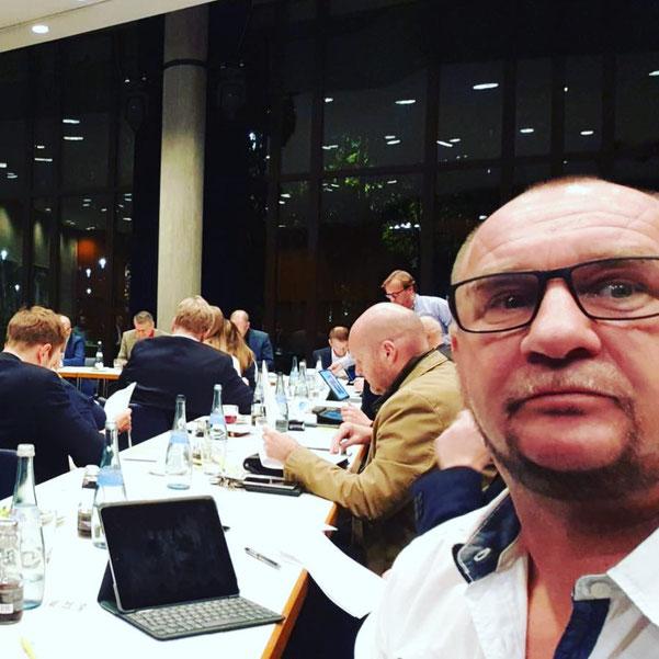 19. Oktober 2018 - Landesvorstandssitzung der #fdpbw zur Beratung des Haushalts 2019 - sieht alles top aus bei uns 👍 #schwäbischgmünd #europaparteitag #klaushoher