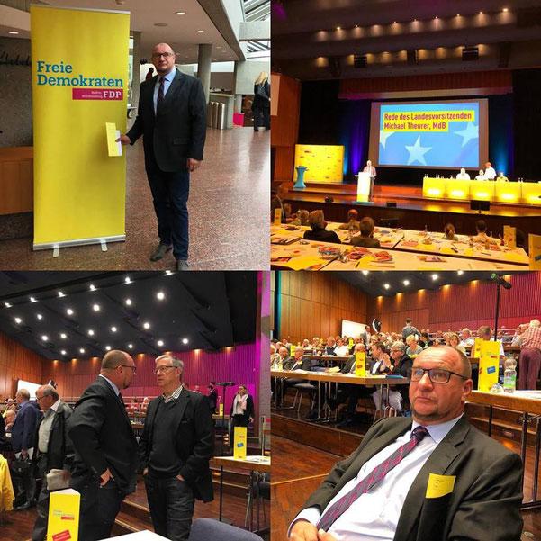 20. Oktober 2018 - Landesvertretervetsammlung zur Europawahl 2019 - Es bleibt spannend! #fdpbw #klaushoher #fdpbodensee #schwäbischgmünd #europawahl2019