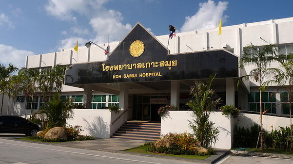 Koh Samui Hospital