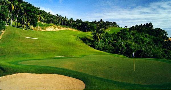 タイはゴルフ天国!