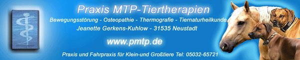 Praxis MTP-Tiertherapien