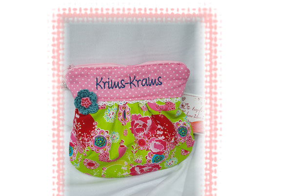 Schminktäschchen *Krims-Krams* - 21,90 €