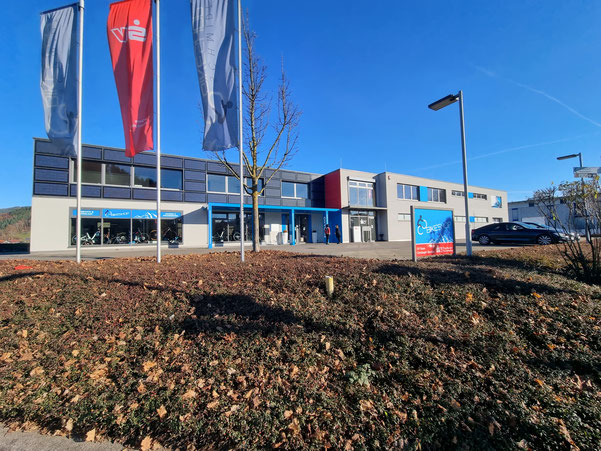 Schmidt BikeShop Geschäft in Haslach im Kinzigtal