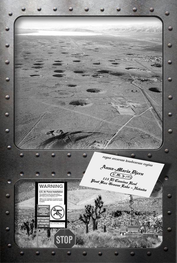 Pulsar Steampunk, Nevada Test Site