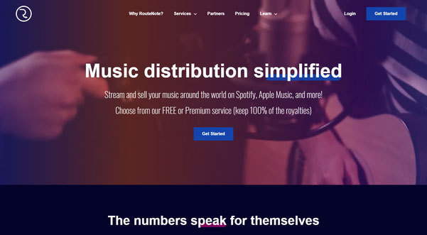Routenote Review & experience - Music Distribution Comparison 2017