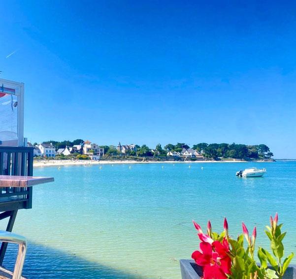 Le Bigorn'eau, Bar-Restaurant-Crêperie à Saint-Pierre-Quiberon