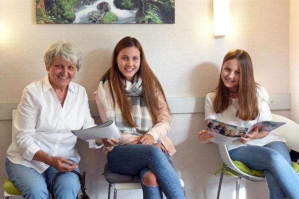 Gynäkologische Gemeinschaftspraxis in Pfaffenhofen Dres. Petra Fiedler, Sonja Neumaier, Elfriede Pethö-Wild, Jan Stepan, Stefanie Balbach.