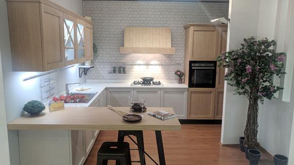 Cucine cucine camere camerette ingressi soggiorni for Cucine e salotti