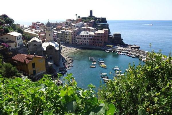 Retraite de Pilates en Italie