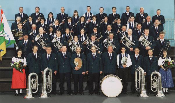 Kantonales Musikfest 2004 in Belp, Dirigent Urs Hofmann
