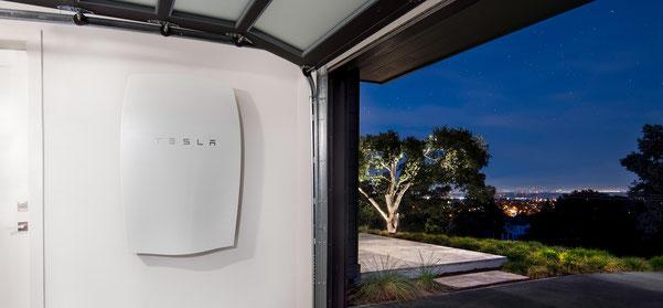 Tesla Powerwall Stromspeicher