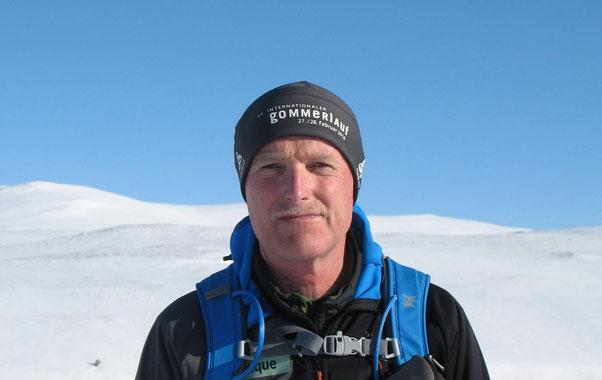 Guy Beaumont moniteur de ski de fond