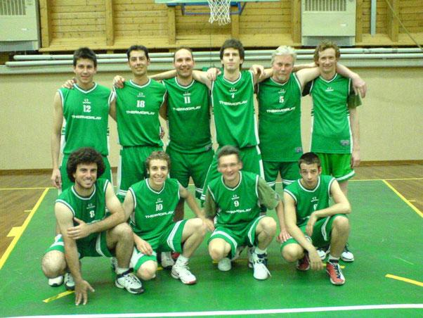 Prima divisione stagione 2006/2007: vittoria del campionato