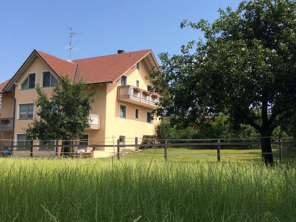 Ferienhaus Hackerhof in Aufhausen
