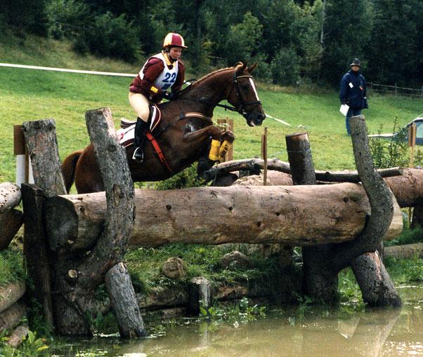 EM Young Riders Ebreichsdorf 1997, Einzelwertung Rang 21.