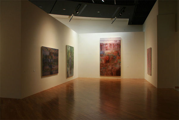 """portrait Session"" Hiroshimacity Museum of Contemporary Art, 2007"