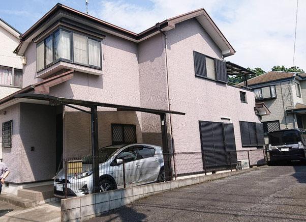 千葉市若葉区川戸町の屋根外壁の塗装工事 後