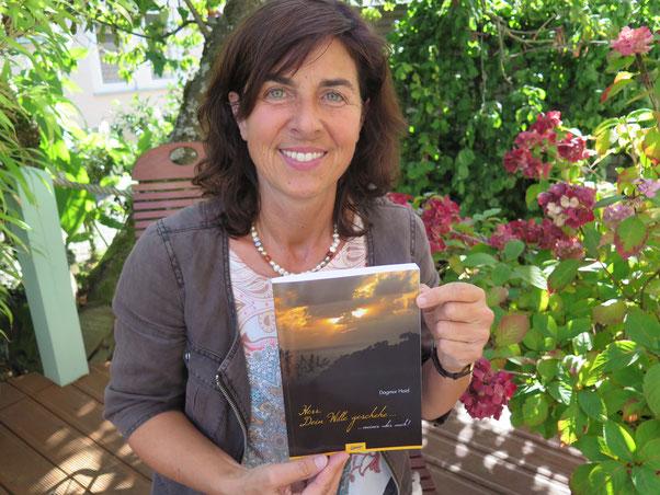 Autorin Dagmar Haid - Buch: Herr Dein Will geschehe, meiner aber auch!