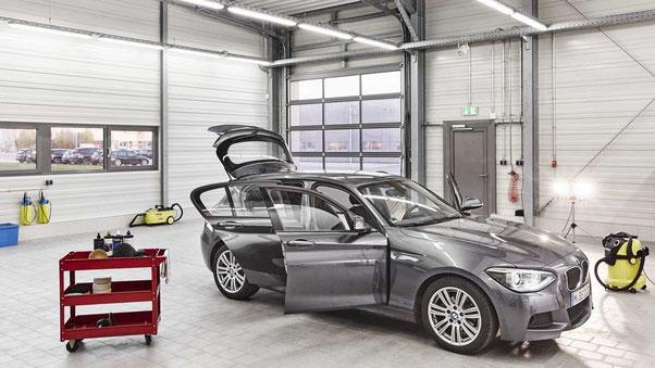 BMW Service Scheibenreparatur