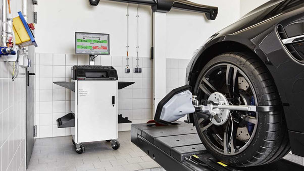 BMW Service Radwechsel