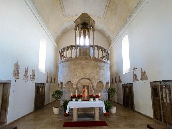 Heilig Grab Nachbildung, Kapuzinerkirche Eichstätt
