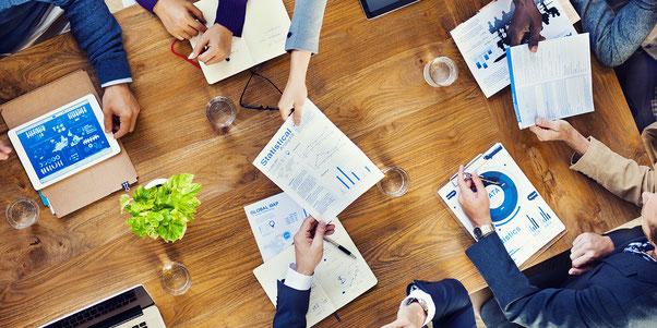 Gemeinsam - Analytisch - Erfolgreich