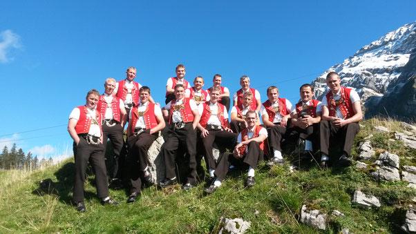 Jodlerklub, Jodelklub, Jodeln, Ennetbühl, Bergfründ, Toggenburg, Naturjodel, Tradition