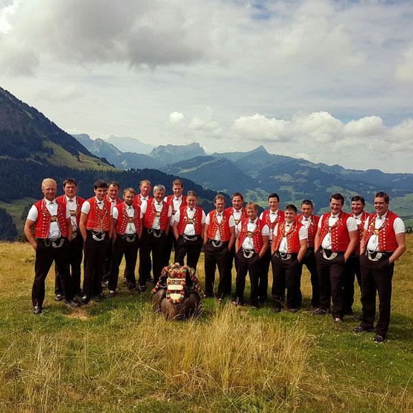 Jodlerklub, Jodelklub, Jodeln, Ennetbühl, Bergfründ, Toggenburg, Naturjodel, Tradition, Jk Bergfründ Ennetbühl, Jk Ennetbühl