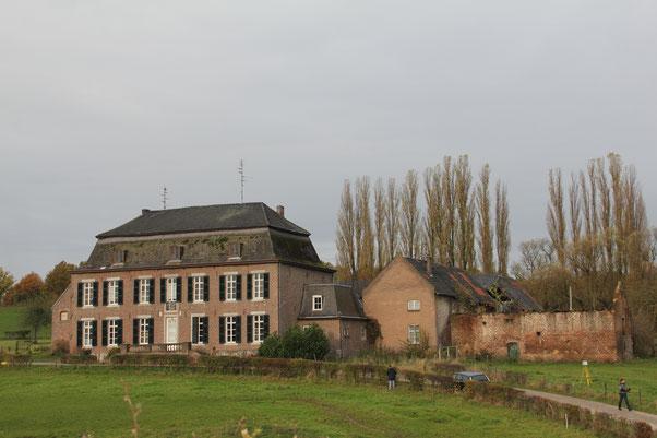 Nieuw Erenstein, rijksmonument landhuis, Kerkrade. bouwhistorisch en cultuurhistorisch onderzoek