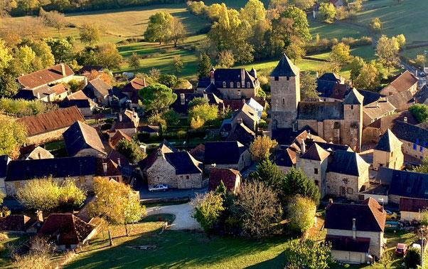 Saillac, Corrèze